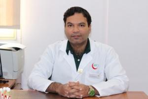 Dr. Prabhuraj Sabarad MDS (Orthodontist)