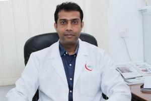Dr Chandrashekar Reddy (Ortho)