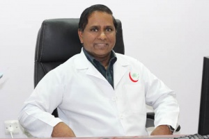 Dr Venkitesh Samaraj MBBS MS (Ortho)