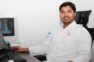 Dr.Jithan Viegas MD,DMRD (Radiology)