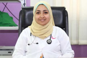 Dr Rania Saleh MBBS MS (ENT)
